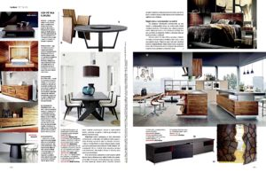 Parution dans Top Class Magazine, République tchèque